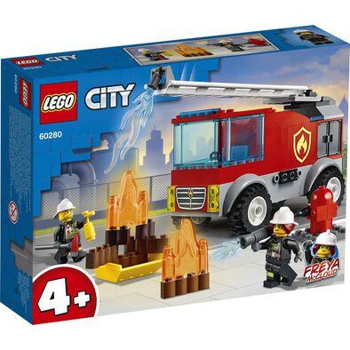 LEGO เลโก้ ซิตี้ ไฟร์ แลดเดอร์ ทรัค 60280