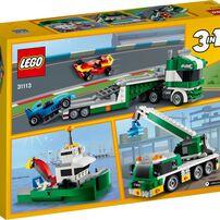 LEGO เลโก้ เรส คาร์ ทรานสปอร์ทเตอร์ 31113