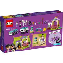 LEGO เลโก้ เฟรนดส์ ฮอร์ส เทรนนิ่ง แอนด์ เทรลเลอร์ 41441