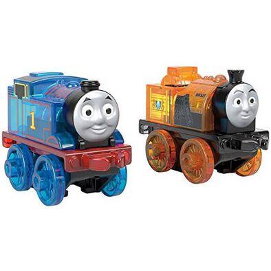 Thomas & Friends โทมัส และ ผองเพื่อน ไลท์อัพ มินิ (คละลาย)