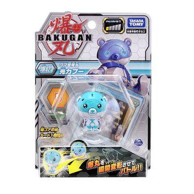 Bakugan บาคุกัน บี023 เบสิก คิวบ์โบ ไวท์
