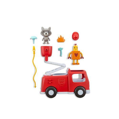 Sago Mini ซาโก มินิ ชุดของเล่นรถดับเพลิง