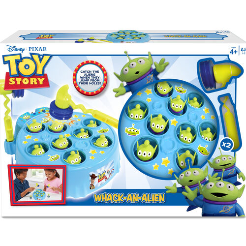 Toy Story ทอยสตอรี่ เกมตกเอเลี่ยน