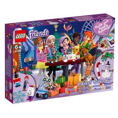 LEGO เลโก้เฟรนด์ แอดเวนท์ คาเลนดาร์ 41382