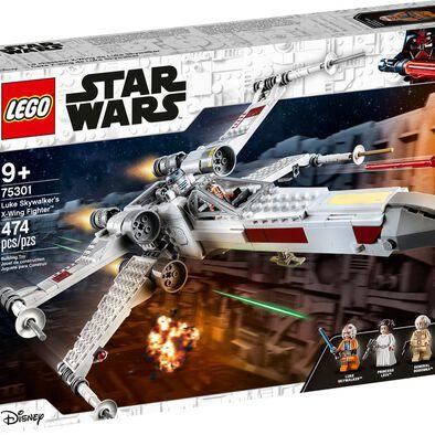 LEGO เลโก้ ลูค สกาย สอร์คเกอร์ เอ็ก วิง ไฟท์เตอร์ 75301