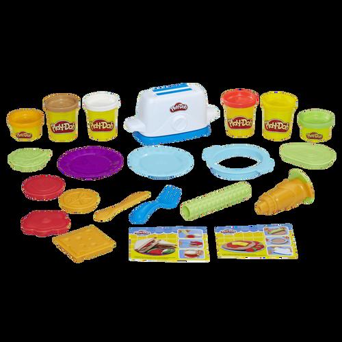 Play-Doh เพลย์โด ชุดเครื่องปิ้งขนมปัง