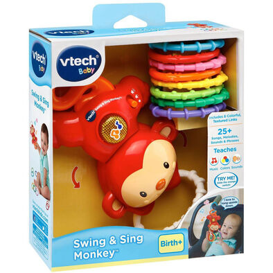 Vtech วีเทค ของเล่นอิเล็กโทรนิกส์รูปลิง เสริมพัฒนาการ
