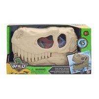Wild Quest ไวล์ด เควส ชุดของเล่นหัวไดโนเสาร์พร้อมฟิกเกอร์