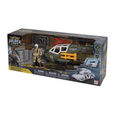 Rescue Force เรสคิว ฟอร์ส สวิฟท์ แอทแทคส์ เฮลิคอปเตอร์