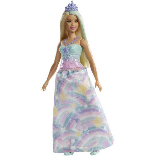Barbie บาร์บี้ ดรีมโทเปีย ตุ๊กตาเจ้าหญิงบาร์บี้ (คละแบบ)