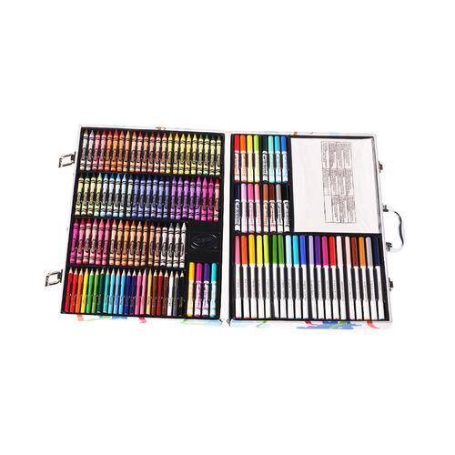 Crayola เครโยล่า กล่องรวมอุปกรณ์ศิลปะแห่งแรงบันดาลใจ