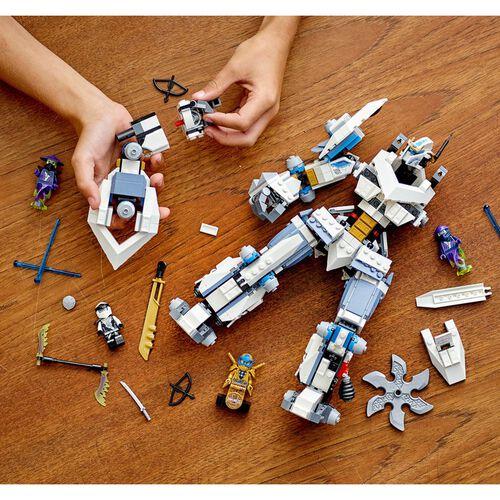 LEGO เลโก้ เซน ไททัน เม็ค แบทเทิ้ล 71738