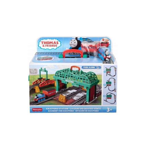 Thomas & Friends โทมัส แอนด์ เฟรน แน๊บเฟิรด สเตชั่น ชุดรางรถไฟ ของเล่น