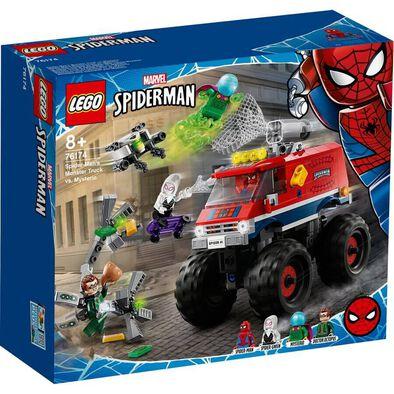 LEGO เลโก้ สไปเดอร์เมน มอนส์เตอร์ทรัค เวอซัส มิสทรีริโอ 76174