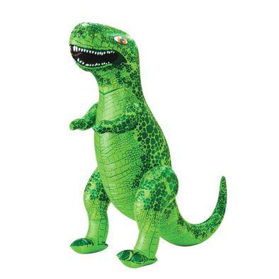 Little Hero ลิตเติ้ล ฮีโร่ ตุ๊กตาเป่าลม ไดโนเสาร์สีเขียว