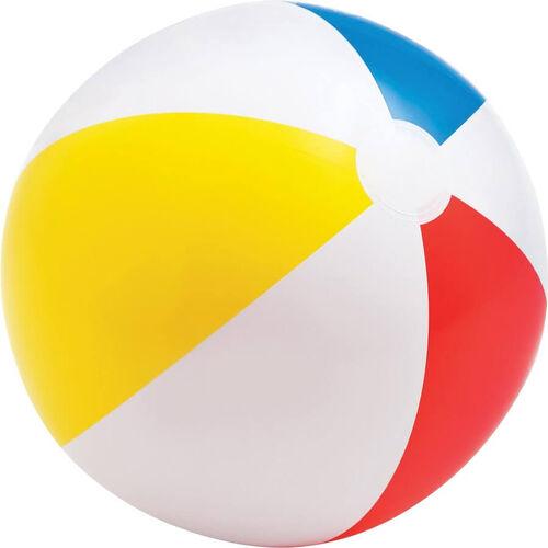 อินเท็กซ์ ลูกบอลชายหาดเคลือบเงา ขนาด 20 นิ้ว