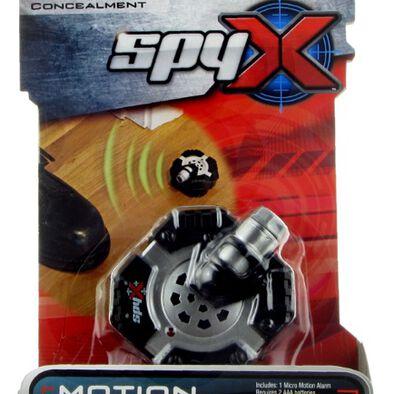 Spy X สปาย เอ็กซ์ อุปกรณ์ของเล่นตรวจจับและเตือนการเคลื่อนไหว