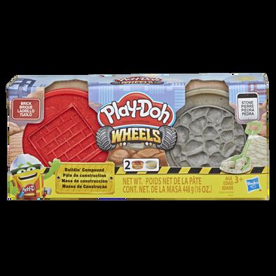 Play-Doh เพลย์โดว์ บิลดิ้ง คอมพาวด์ (คละแบบ)
