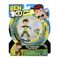 """ของเล่น ของสะสม Ben 10 Cn 5"""" Basic Figure"""