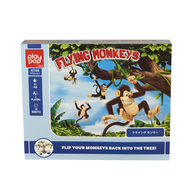 Play Pop เพลย์ป๊อป Flying Monkeys Action Game