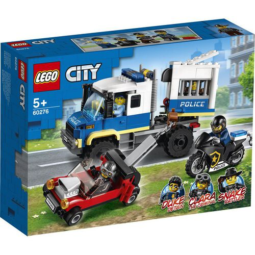 LEGO เลโก้ ซิตี้ โพลิซ ไพรโซเนอร์ ทรานสปอร์ต 60276