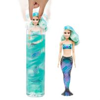 Barbie บาร์บี้ แฟบ เพนท์ รีวีล ดอลล์