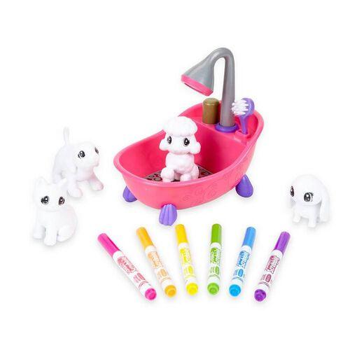 Crayola เครโยล่า สคริบเบิ้ล สครับบี้ ชุดระบายสีและอาบน้ำสัตว์เลี้ยง