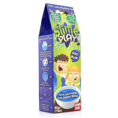Smelli Play สไมล์ลี่ เพลย์ ผงทำเจลลี่ สีน้ำเงิน