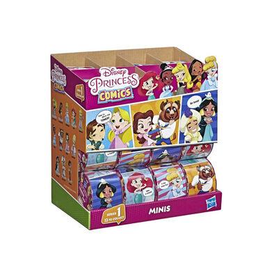 Disney Princess ดิสนีย์ พรินเซส กล่องสุ่ม คอลเลคเทเบิล คละแบบ