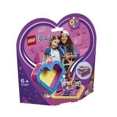LEGO เลโก้ เฟรนดส์ โอลิเวีย ฮาร์ท บ็อกซ์ 41357