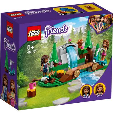 LEGO เลโก้ เฟรนด์ ฟอร์เรสท์ วอเตอร์ฟอล 41677