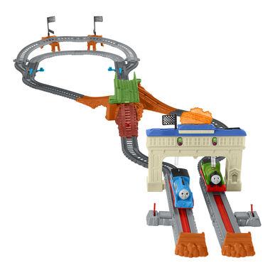 Thomas & Friends โทมัสแอนเฟรนซ์ แทรคมาสเตอร์ สถานีรถไฟ