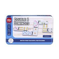 Play Pop เพลย์ป๊อป Double 6 Dominoes Strategy Game