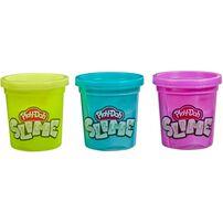 Play-Doh เพลย์โดว์ ชุดรวมสไลม์ แพ็ก 3 กระปุก (คละสี)