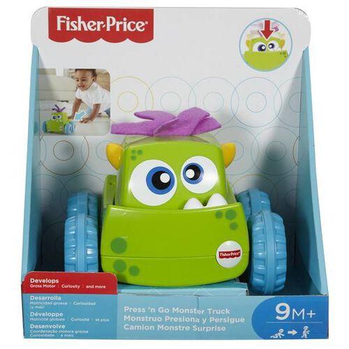 Fisher-Price ฟิชเชอร์ ไพรซ์ เพรส แอนด์ โก วีฮิเคิล (คละแบบ)