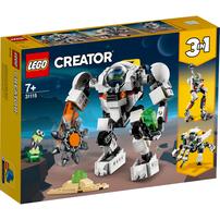 LEGO เลโก้ สเปซ ไมนิ่ง เมค 31115