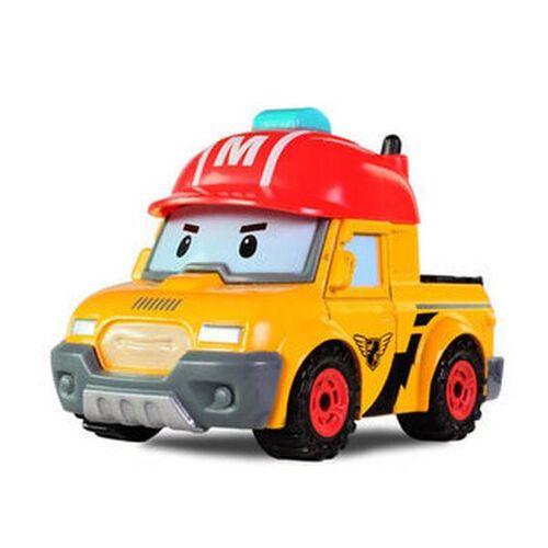 Silverit ซิลเวอร์ริท รถของเล่นโรโบคาร์โพลิแปลงร่าง มาร์ค