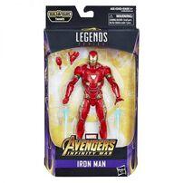 Marvel Avengers มาร์เวล อเวนเจอร์ส เลเจนด์ ฟิกเกอร์ ขนาด 6 นิ้ว