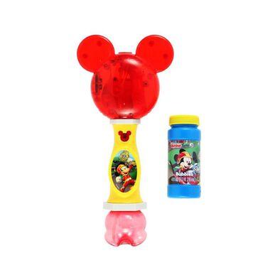 Disney ดิสนีย์ คทาเป่าฟองสบู่ มิกกี้