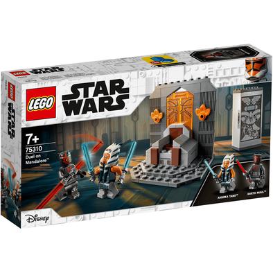 LEGO เลโก้ สตาร์วอร์ส ดูเอล ออน แมนดาลอร์ 75310