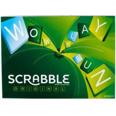Scrabble Original เกมต่อศัพท์ภาษาอังกฤษ