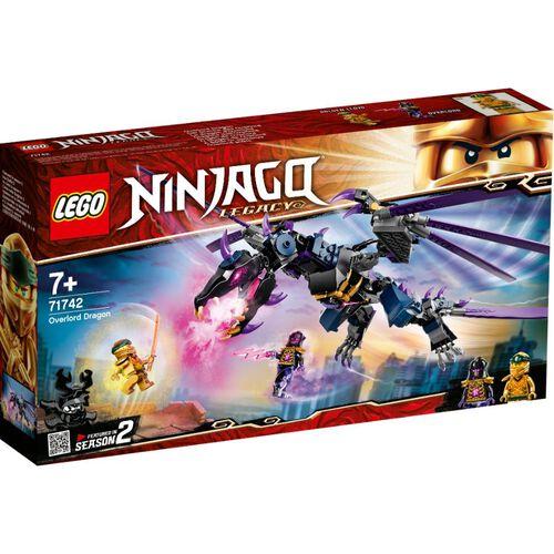 LEGO เลโก้ โอเวอร์ ลอร์ด ดรากอน 71742
