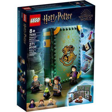 LEGO เลโก้ ฮอกวอร์ต โมเม้น โพชั่น คลาส 76383