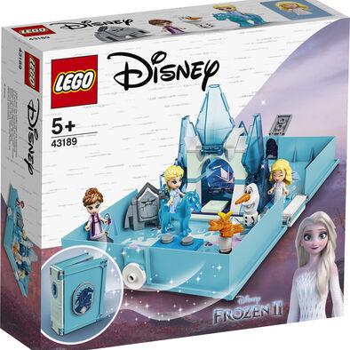 LEGO เลโก้ เอลซ่า แอนด์ เดอะ น็อค สตอรี่บุ๊ค แอดเวนเจอร์ 43189