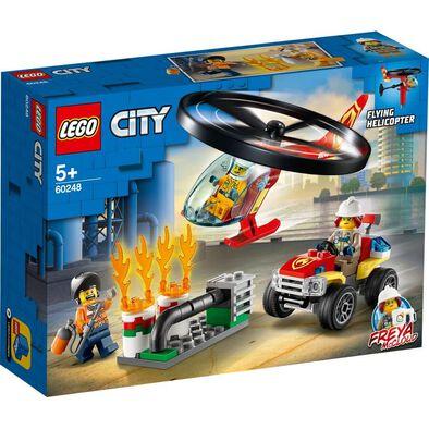 LEGO เลโก้ ฟาย เฮลิคอปเตอร์ เรสปอนซ์ 60248