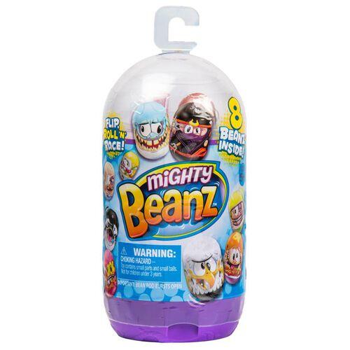 Mighty Beanz ไมท์ตี้ บีนส์ สแลมแพ็ค 6 ชิ้น