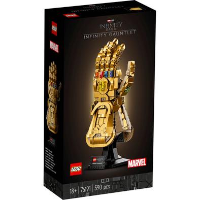 LEGO เลโก้ มาร์เวล อินฟินิตี้ เกาน์เล็ท 76191