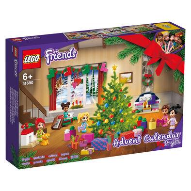 LEGO เลโก้ เฟรนด์ แอ๊ดเวนท์ คาเลนดาร์ 41690