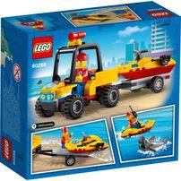 LEGO เลโก้ บีช เรวคิ้ว เอทีวี 60286
