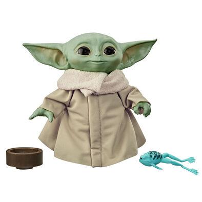 Star Wars สตาร์ วอร์  ตุ๊กตา แมนดาลอเรียน เดอะ ชาล์ว พูดได้